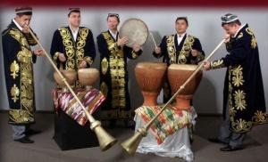 музыкальные инструменты Узбекистана
