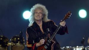 Гитарист группы Queen