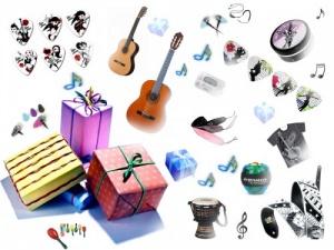 Что подарить музыканту