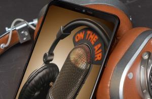 радио на радиофоне